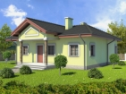 Проект уютного жилого дома